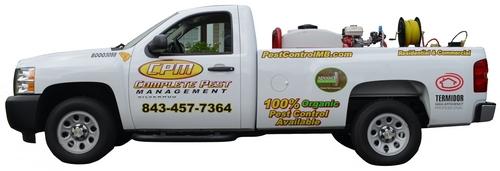 Myrtle Beach Pest Control & Exterminators Service Truck